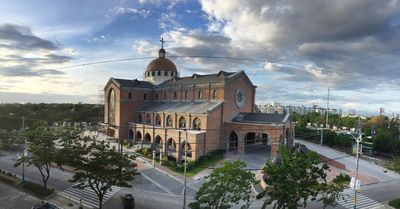 Sacred Heart Of Jesus Parish  in Muntinlupa City, Metro Manila