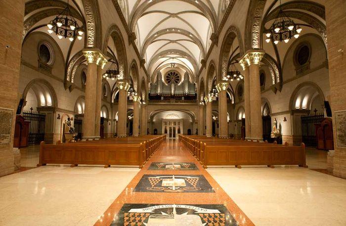 Manila Cathedral venue photos big 1