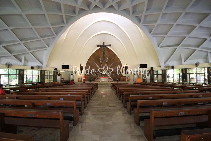 Don Bosco Church venue photos big 0