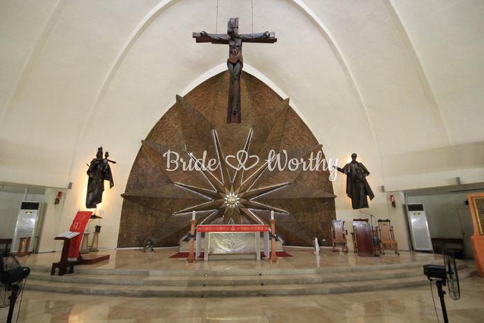 Don Bosco Church venue photos big 1
