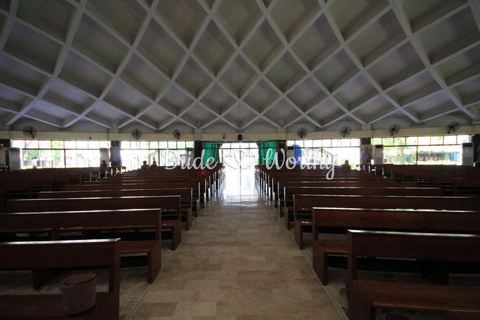Don Bosco Church venue photos big 2