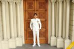 Cubao Cathedral wedding photos small 1/4
