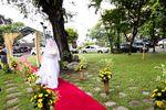 Archbishop's Palace wedding photos small 1/3