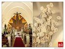 Don Bosco Church wedding photos big 3/2