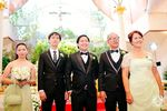 Notre Dame De Vie Chapel wedding photos small 1/3