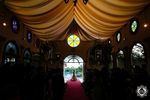 Notre Dame De Vie Chapel wedding photos small 1/4