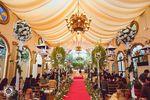 Notre Dame De Vie Chapel wedding photos small 1/5
