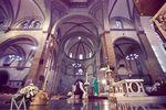Manila Cathedral wedding photos small 1/3