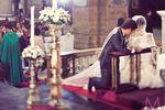 Manila Cathedral wedding photos small 1/5