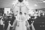 Saint Paul Of The Cross Parish wedding photos small 0/3