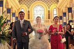 Cubao Cathedral wedding photos small 0/4