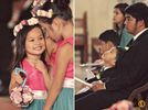 Cubao Cathedral wedding photos small 0/5