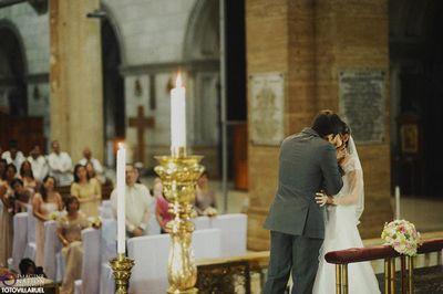 Manila Cathedral wedding photos small 0/1