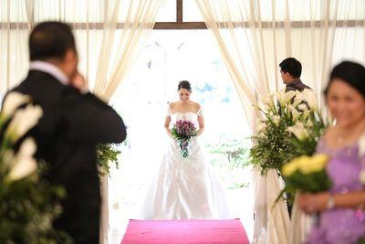 Don Bosco Church wedding photos small 1/1