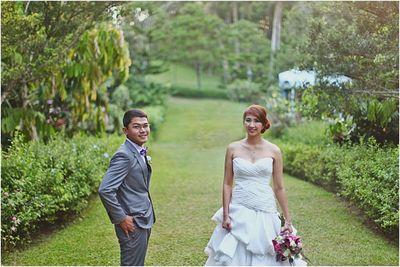 Two Gardens Tagaytay wedding photos small 1/1