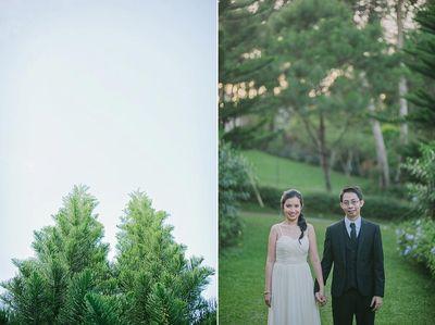 Two Gardens Tagaytay wedding photos small 0/1