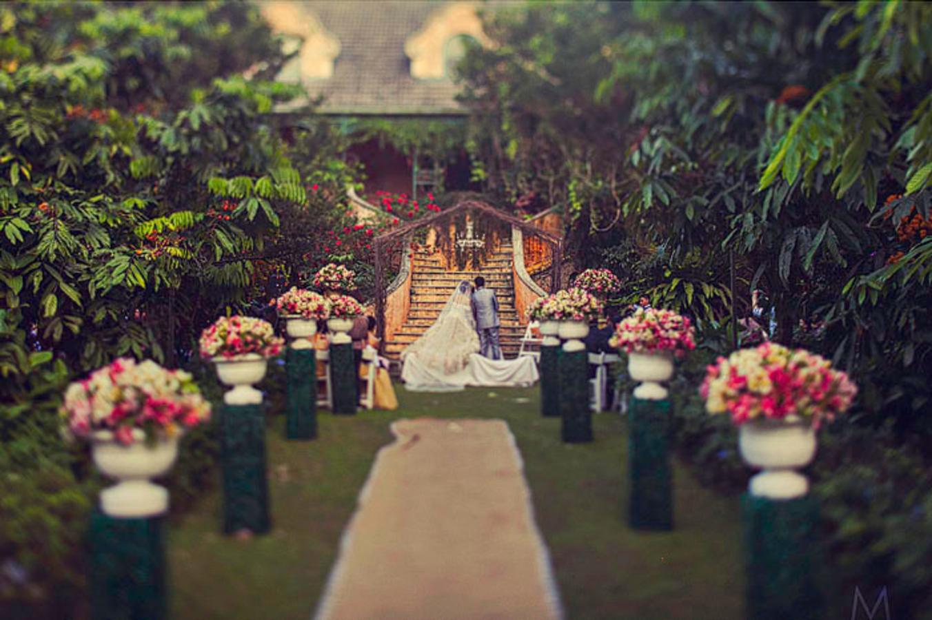 Garden gazebo silang wedding rates - Two Gardens Tagaytay In Tagaytay City Cavite