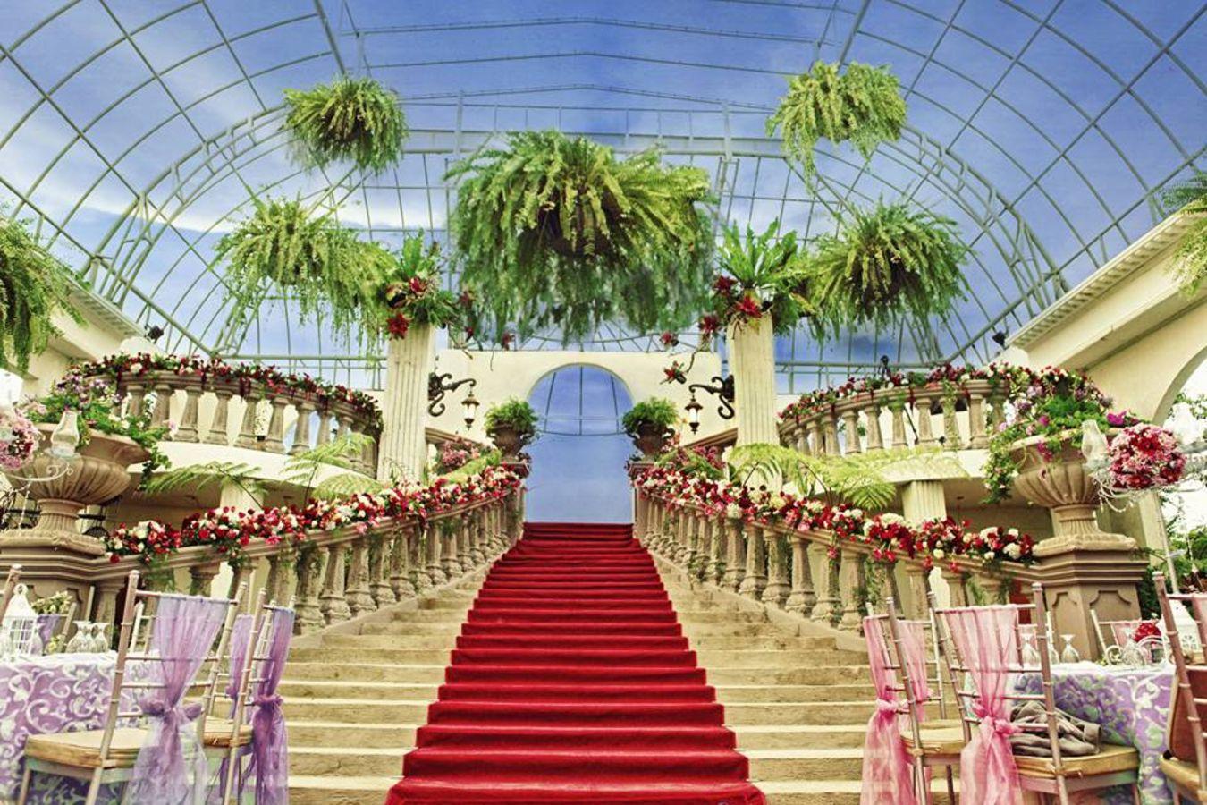 Garden gazebo silang wedding rates - Fernwood Gardens Tagaytay In Tagaytay City Cavite