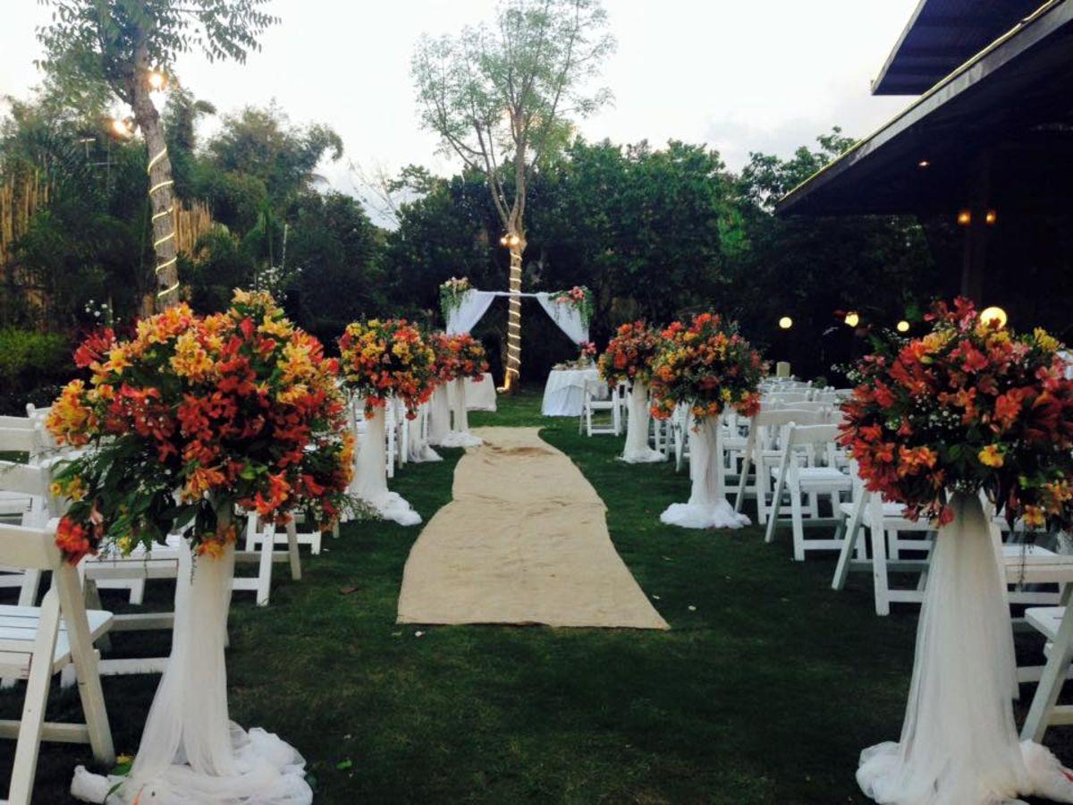 Garden gazebo silang wedding rates - Garden Gazebo Events Place In Silang Cavite