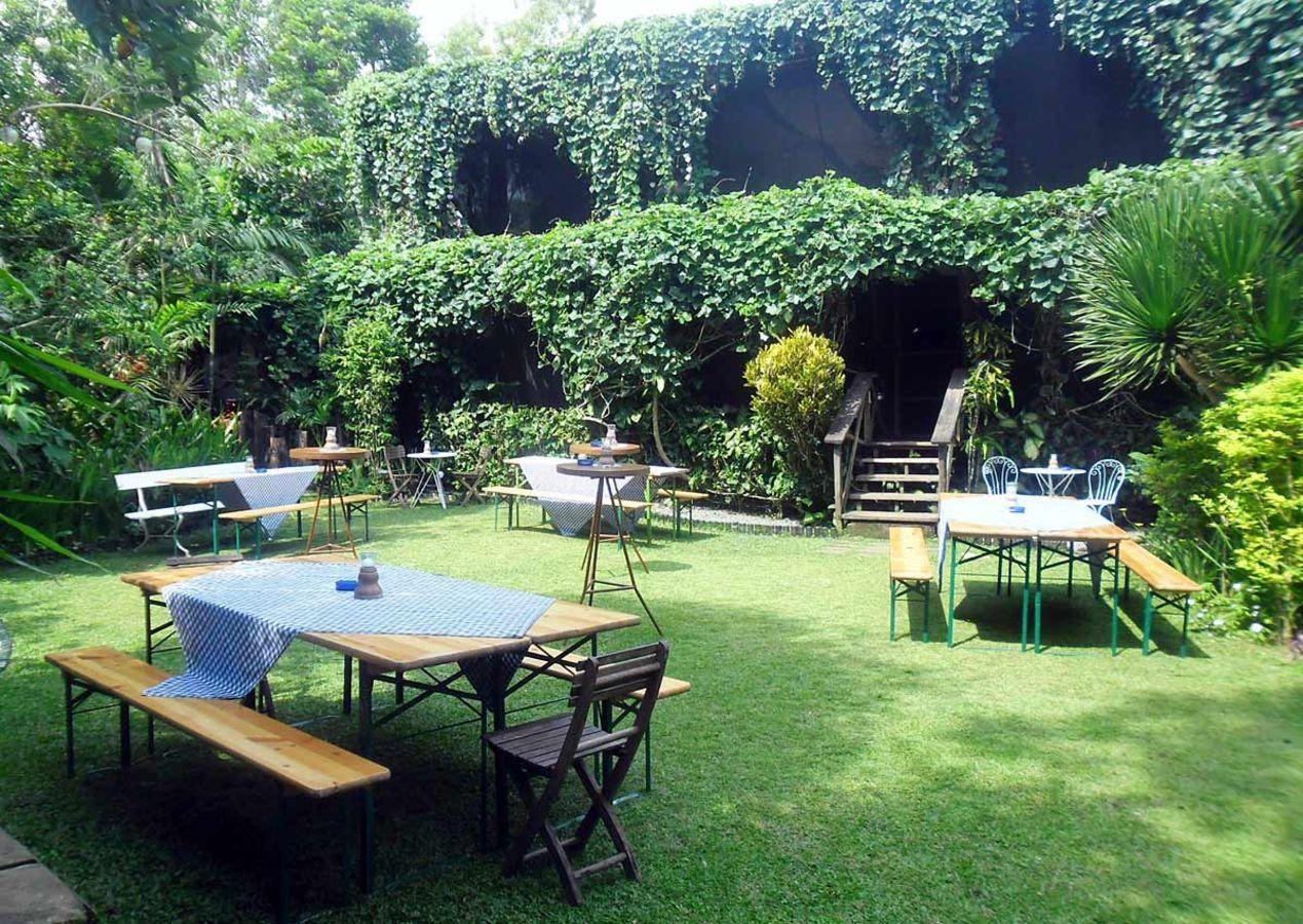Garden gazebo silang wedding rates - Chateau Hestia Garden Restaurant In Silang Cavite