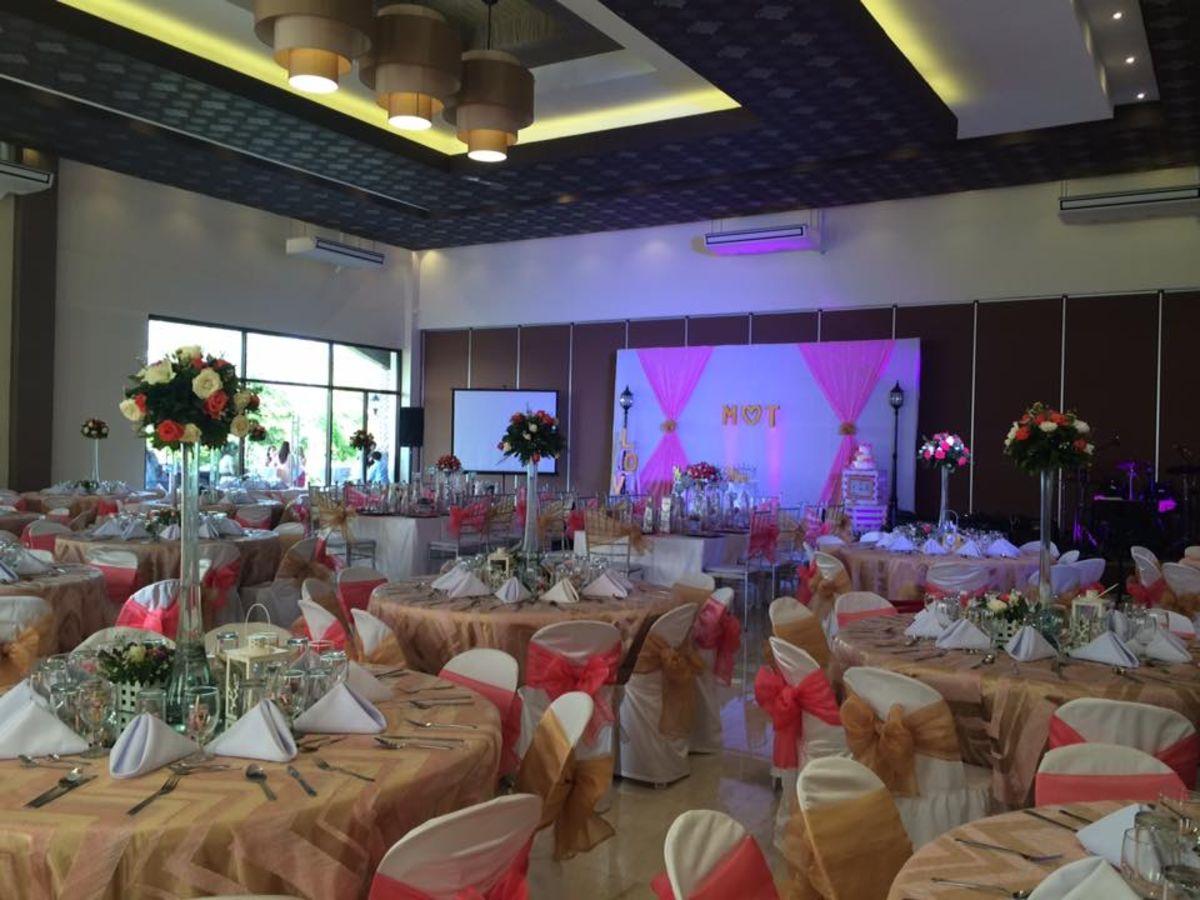 Garden gazebo silang wedding rates - Casa Ladrillo In Imus City Cavite