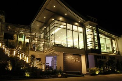 The Garden Hive Events Place in Antipolo City, Rizal
