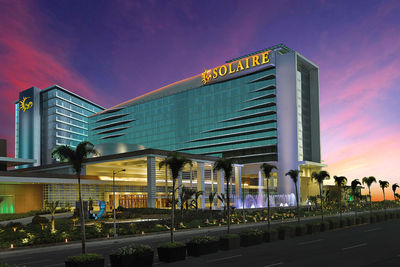 Solaire Resort And Casino in Paranaque City, Metro Manila