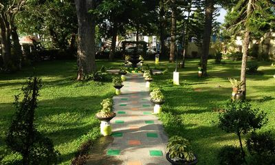 Jardin De Padre Pio in Tagaytay City, Cavite