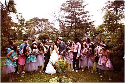 UP Bonsai Garden in Quezon City, Metro Manila