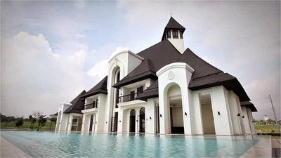 Chateaux De Paris Clubhouse in Santa Rosa City, Laguna