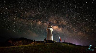 Basco Lighthouse in Basco, Batanes