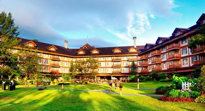 The Manor At Camp John Hay in Baguio City, Benguet