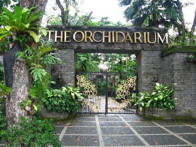 The Orchidarium And Butterfly Pavilion in Manila , Metro Manila