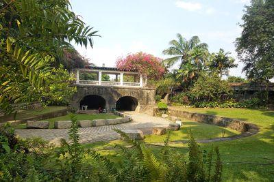 Puerta Real Gardens In Intramuros in Manila , Metro Manila