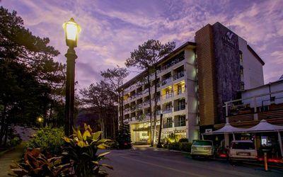 Le Monet Hotel in Baguio City, Benguet