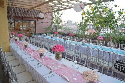 Flower Stories Cafe Rooftop in Manila , Metro Manila