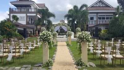 Teofely Gardens Wedding & Events Venue in Silang, Cavite