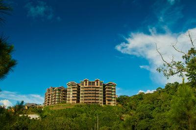 Crosswinds Resort Suites in Tagaytay City, Cavite