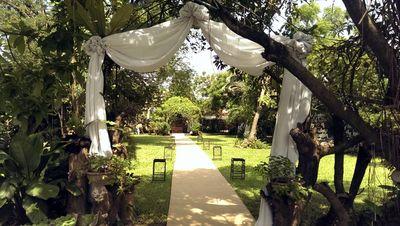 Cipriano's Garden in San Pedro, Laguna