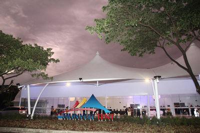 Filinvest Tent in Muntinlupa City, Metro Manila