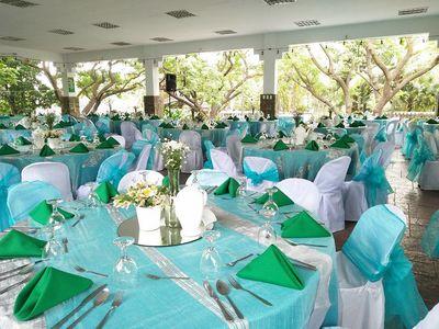 Pasig Rainforest Park Pavilion in Pasig City, Metro Manila
