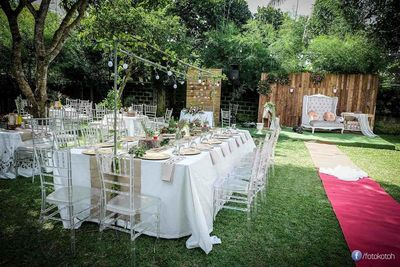 Palm Garden Events Place in Amadeo, Cavite