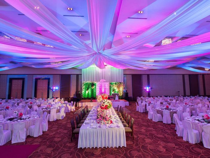 Crowne Plaza Manila Galleria venue photos small 1