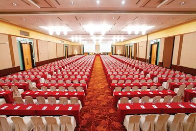 Crowne Plaza Manila Galleria venue photos small 4