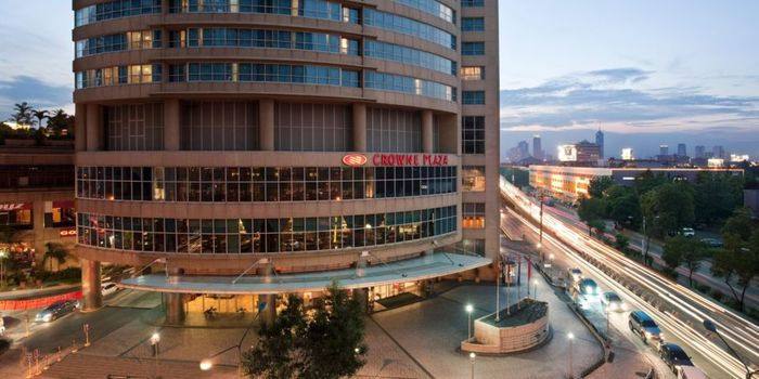 Crowne Plaza Manila Galleria venue photos big 9