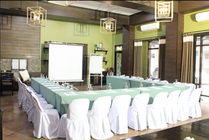 1st Level Banquet Hall - Good for 15-40 persons