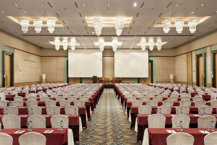 Crowne Plaza Manila Galleria venue photos big 5