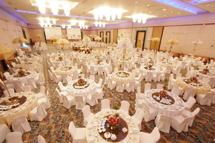 Crowne Plaza Manila Galleria venue photos big 1
