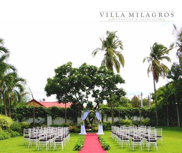 Villa Milagros venue photos big 1