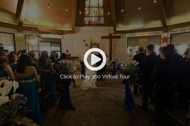 360 Virtual Tour of Chapel on the Hill